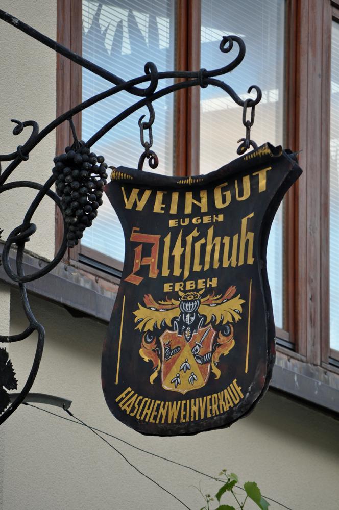 Hofgarten Rosa Gästezimmer Ilbesheim Südliche Weinstrasse Einblicke 1