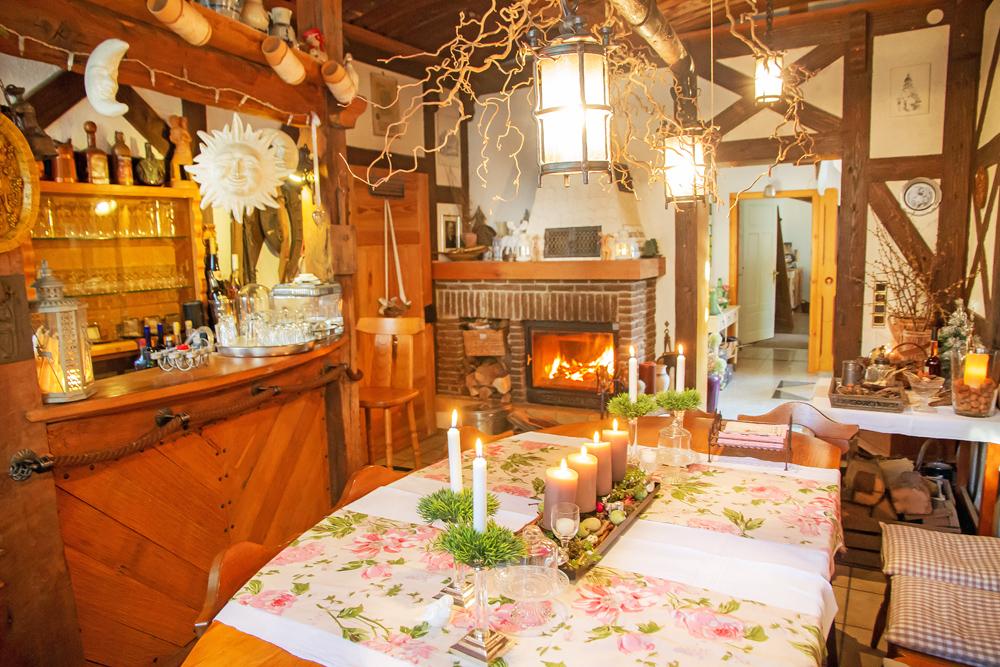 Hofgarten Rosa Gästezimmer Ilbesheim Südliche Weinstrasse Einblicke 10