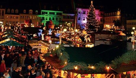 Landau Weihnachtsmarkt.Thomas Nast Nikolausmarkt In Landau Pfalz Vom 28 11 2019 Bis